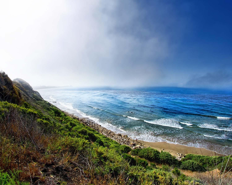 Ellwood Bluffs, Goleta, CA, USA